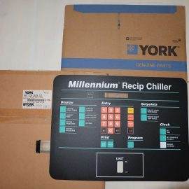 York Keypad Switch